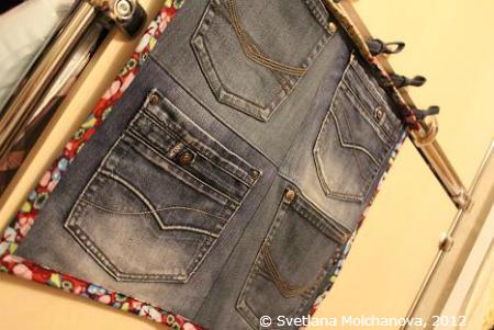 Вторая жизнь джинс