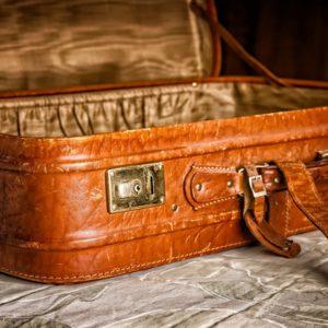 Малиновый чемодан