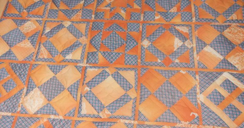 Мое первое одеяло — Елена Докучаева