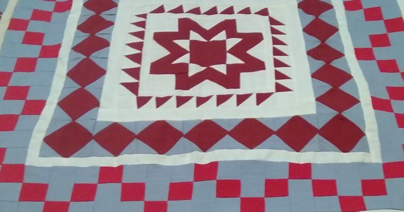 Это первое моё лоскутное одеяло — Любовь Мокрушина