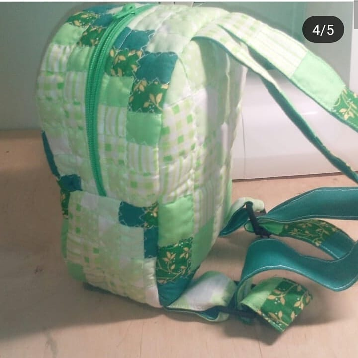 Рюкзачок для средней внучки — Флюра Саубанова
